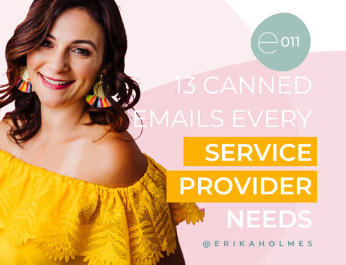 13 Pre-Written Emails Every Service Provider Needs