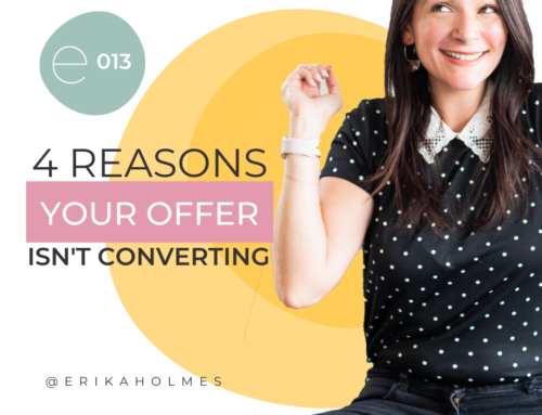 4 Reasons Your Offer Isn't Converting